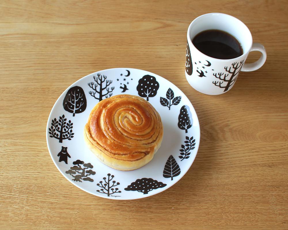 Forest Mug & Plate