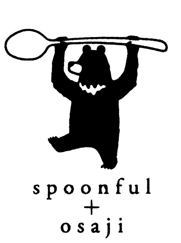 spoonful+osajiさんのロゴマーク