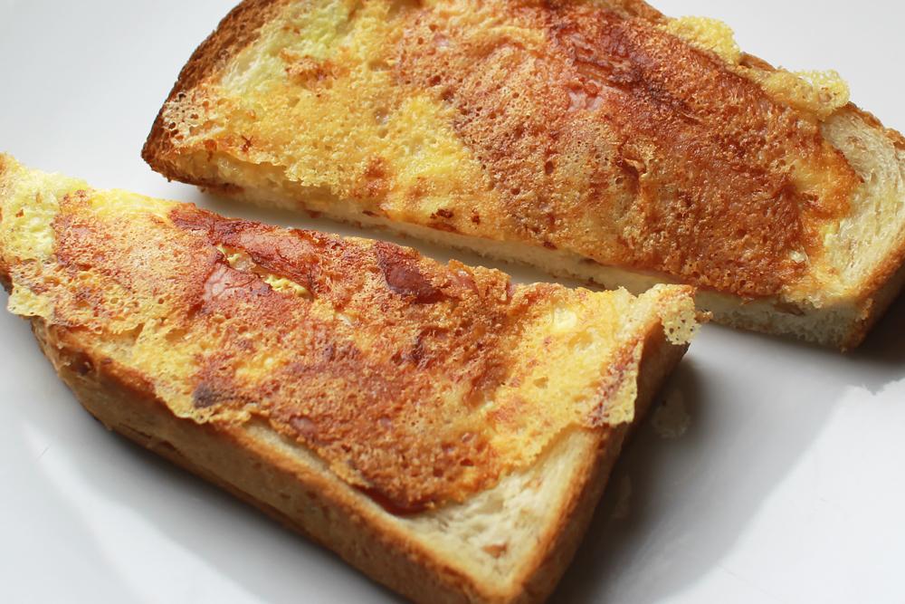カリカリチーズトースト